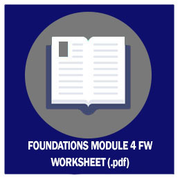 Foundations: Module 4 FW (.pdf)