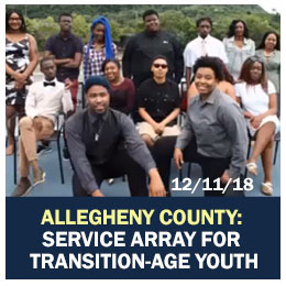 Allegheny County: Service Array for Transition-Age Youth
